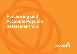 ReThink your Purchasing and Accounts Payable process